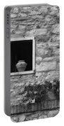 Tuscan Window And Pot Portable Battery Charger