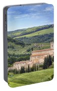 Tuscany - Abbazia Di Sant'antimo Portable Battery Charger