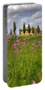 Tuscany - Pienza Portable Battery Charger
