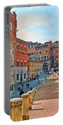 Tuscany Town Center Portable Battery Charger