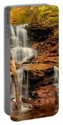 Tuscarora Falls - Ricketts Glen Portable Battery Charger