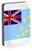 Tuvalu Flag Portable Battery Charger