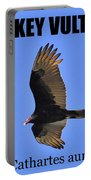 Turkey Vulture Educational Portable Battery Charger