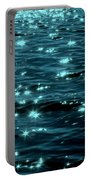 Twilight On The Waters Portable Battery Charger