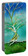 Twilight Tree Portable Battery Charger