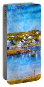 Twillingate In Newfoundland Portable Battery Charger