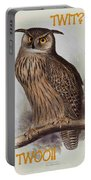 Twit Twoo Portable Battery Charger