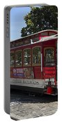 Two Cable Cars San Francisco Portable Battery Charger