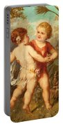 Two Cherubs Portable Battery Charger