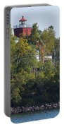 Two Harbors Mn Lighthouse 19 Portable Battery Charger