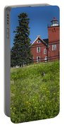 Two Harbors Mn Lighthouse 26 Portable Battery Charger