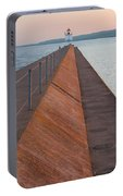 Two Harbors Mn Pier Light 6 Portable Battery Charger