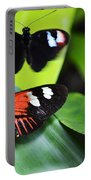 Two In The Leaves Portable Battery Charger