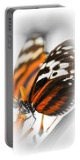 Two Large Tiger Butterflies Portable Battery Charger