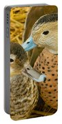 Two Little Ducks Portable Battery Charger