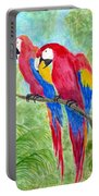 Two Macaws Portable Battery Charger