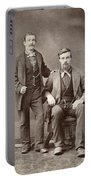 Two Men, 19th Century Portable Battery Charger