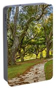 Two Paths Diverged In A Live Oak Wood...  Portable Battery Charger