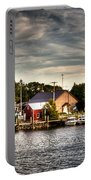 Two Rivers Pierhead Lighthouse  Portable Battery Charger