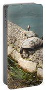 Two Turtles Portable Battery Charger