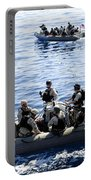 Two Visit, Board, Search And Seizure Portable Battery Charger