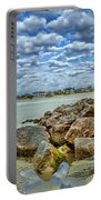 Tybee Beach Portable Battery Charger