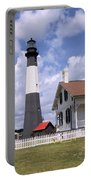 Tybee Island Light Portable Battery Charger