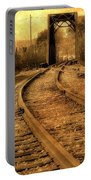 Tygart River Crossing Portable Battery Charger