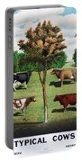 Typical Cows  Portable Battery Charger