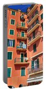 Typical Ligurian Homes Portable Battery Charger