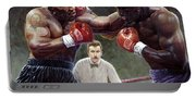 Tyson/holyfield Portable Battery Charger