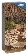 Tyuonyi Bandelier National Monument Portable Battery Charger