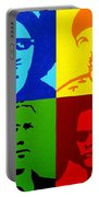 U2 Portable Battery Charger by John  Nolan
