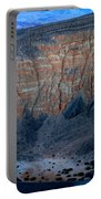 Ubehebe Crater Twilight Death Valley National Park Portable Battery Charger