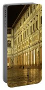 Uffizi Gallery Florence Italy Portable Battery Charger