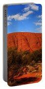 Uluru Central Australia Portable Battery Charger