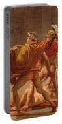 Ulysses Revenge On Penelopes Suitors Portable Battery Charger