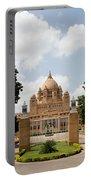 Umaid Bhawan Palace, India Portable Battery Charger