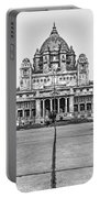 Umaid Bhawan Palace Monochrome Portable Battery Charger