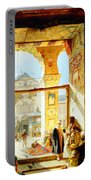 Umayyad Mosque Portable Battery Charger