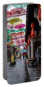 Umbrella Street Portable Battery Charger