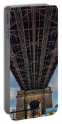 Under 59th Street Bridge Portable Battery Charger