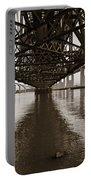 Under Bridges Portable Battery Charger
