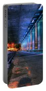 Under Lasalle St. Station Portable Battery Charger