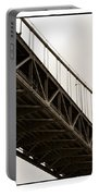 Under The Bay Bridge Portable Battery Charger