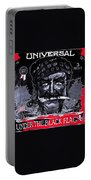 Under The Black Flag Poster 1916 Color Added 2013 Portable Battery Charger