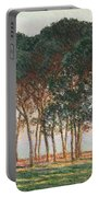 Under The Pines. Evening Portable Battery Charger