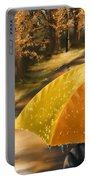 Under The Rain Portable Battery Charger
