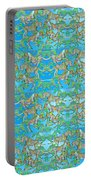 Under The Sea Horses Portable Battery Charger