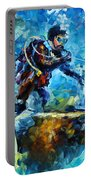 Under Water Portable Battery Charger by Leonid Afremov